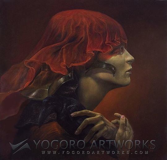 Contemporary Portraits by Dariusz Zawadzki