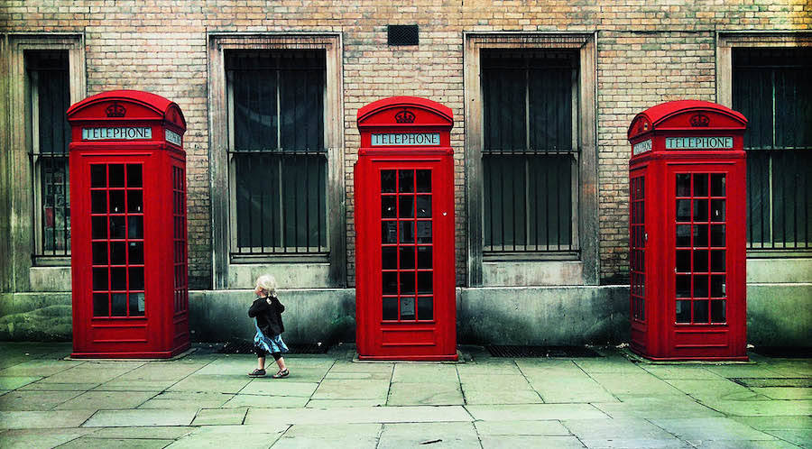 Amazing London Street Photography