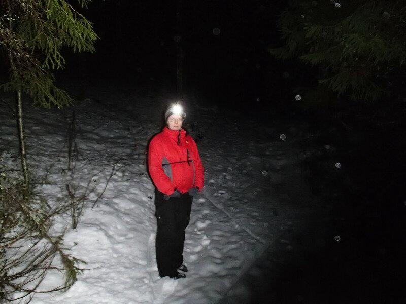 пеший поход с палаткой зимой беременной на шестом месяце