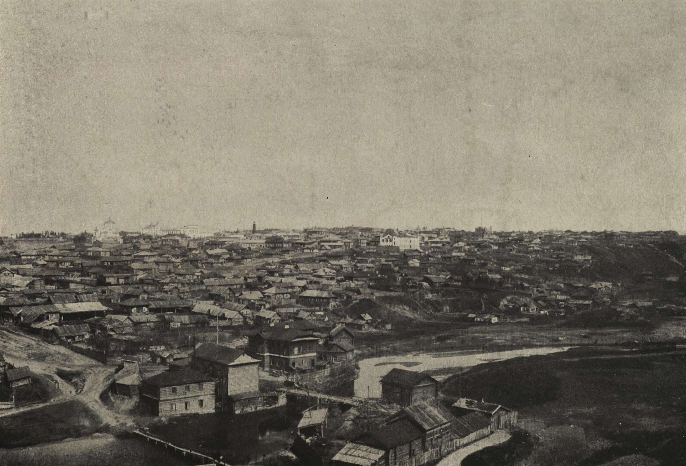 Общий вид. 1913