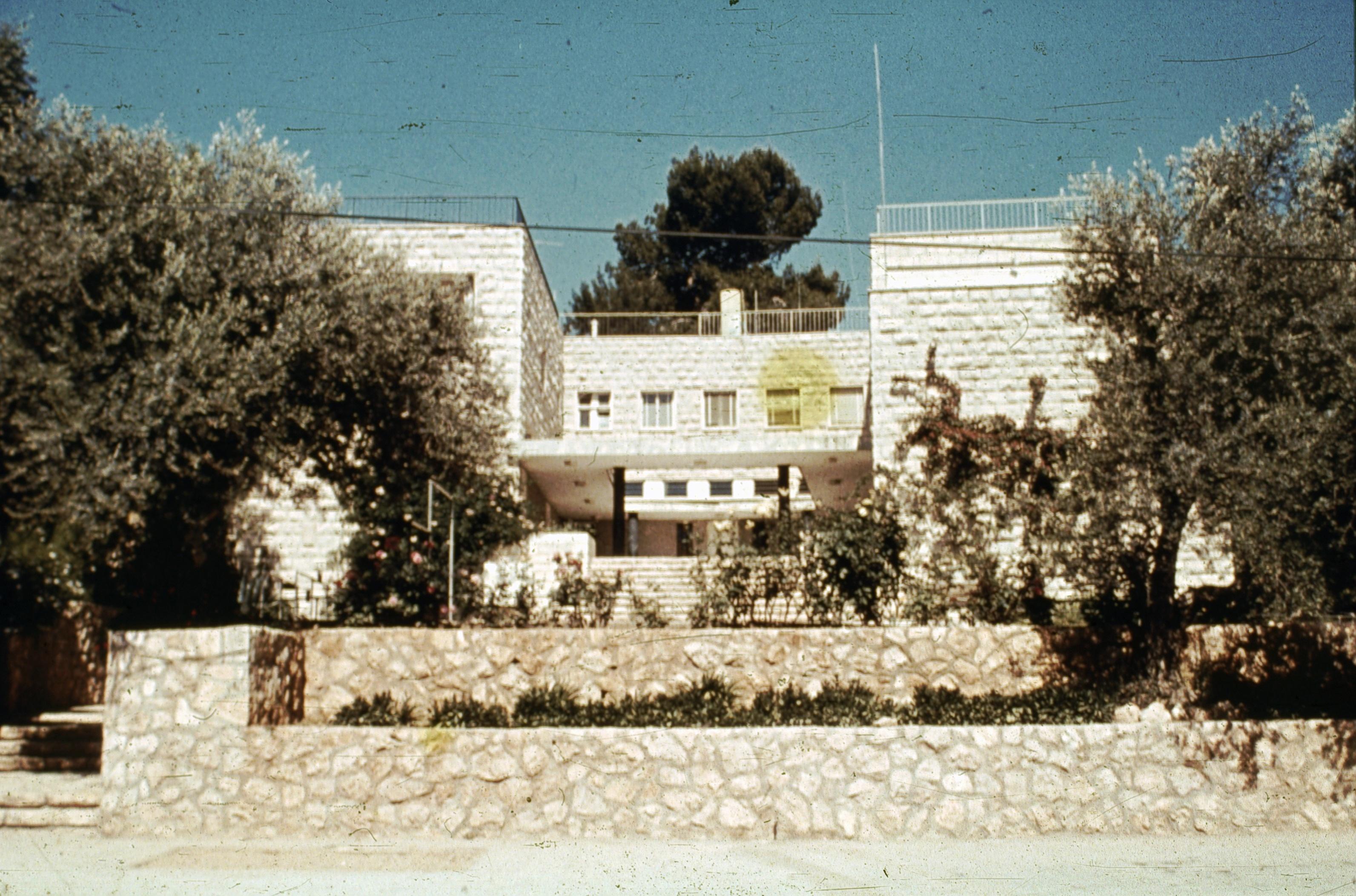 Иерусалим. Финская школа