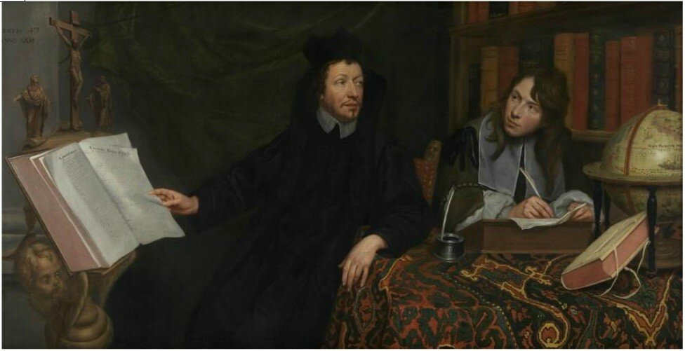 Jacob_van_Oost_(I)_-_Portrait_of_a_Theologue_and_his_Secretary1668.jpg