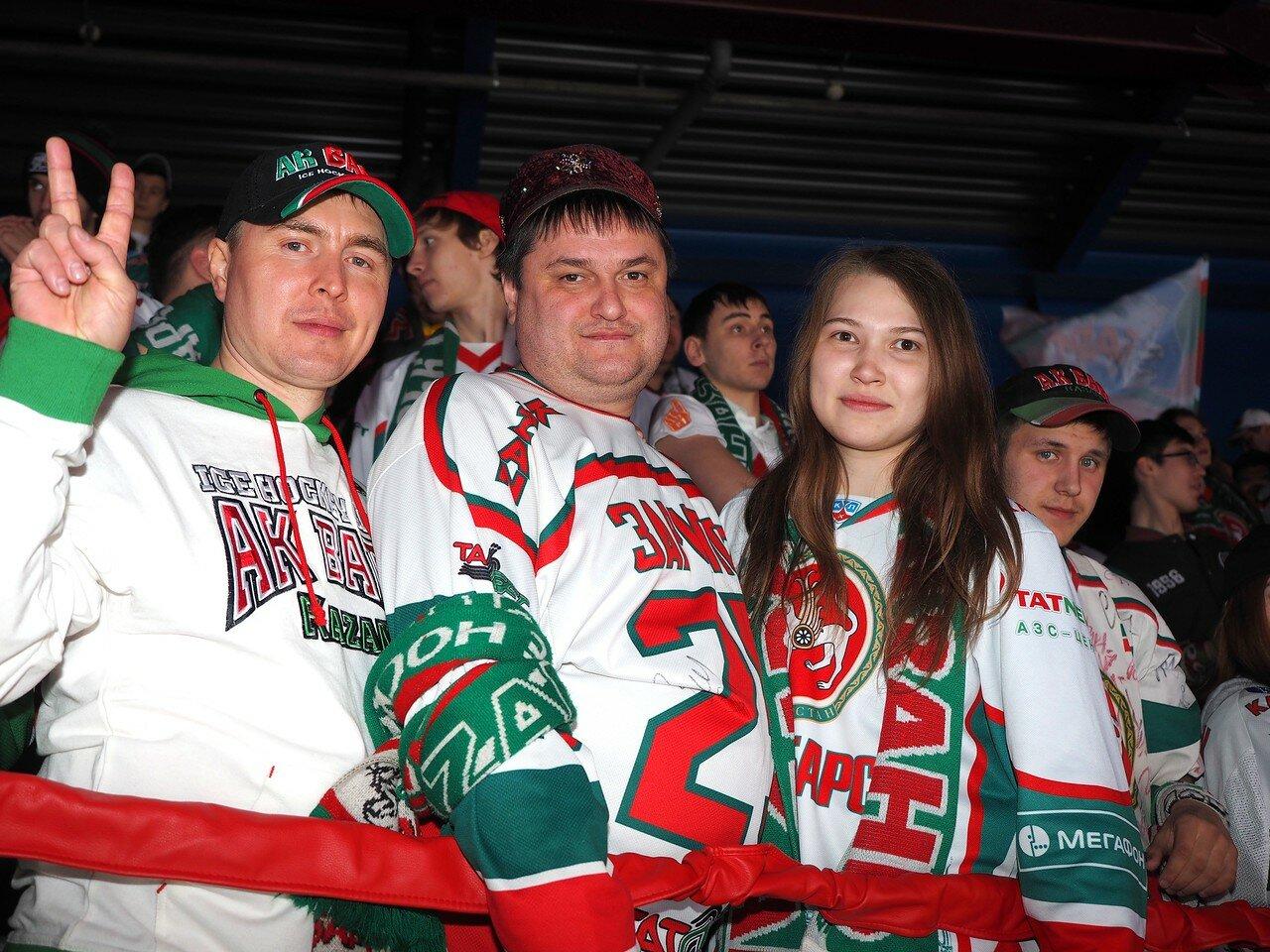 63 Первая игра финала плей-офф восточной конференции 2017 Металлург - АкБарс 24.03.2017