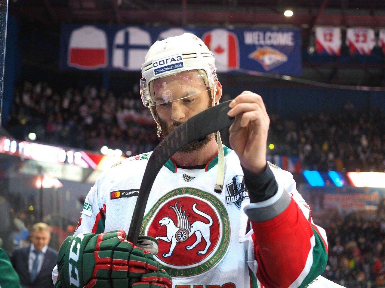 89 Первая игра финала плей-офф восточной конференции 2017 Металлург - АкБарс 24.03.2017