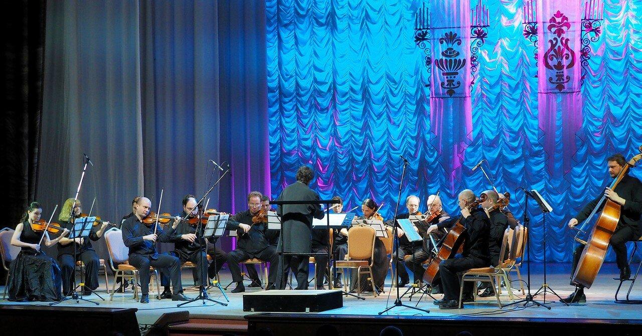 Концерт камерного ансамбля «Солисты Москвы» под управлением Юрия Башмета  в Магнитогорске 21.04.2017