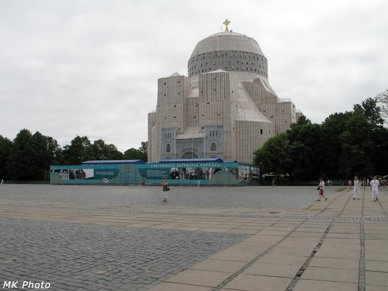 Реставрируемый Морской собор