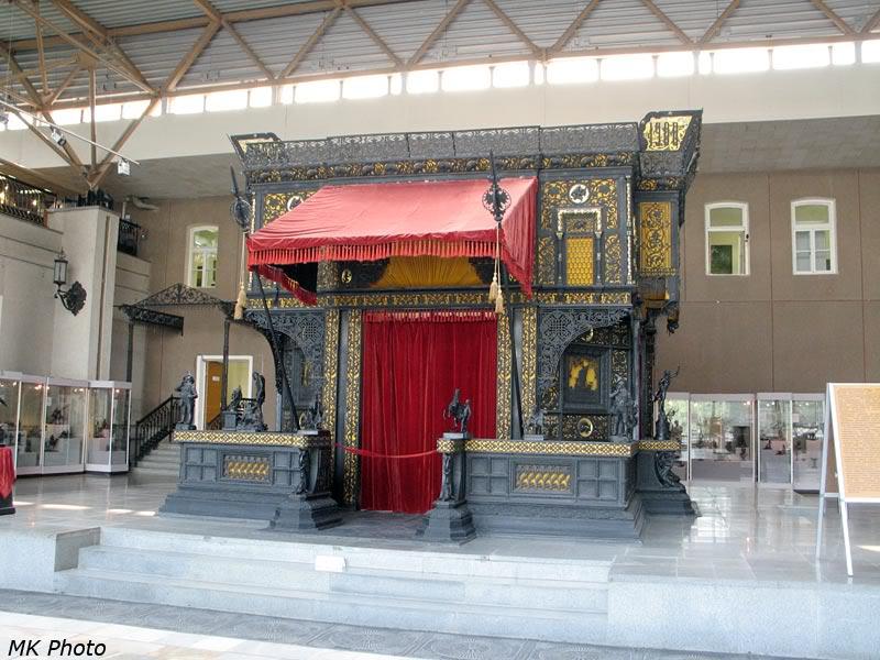 Этот павильон побывал на всемирной выставке в Париже