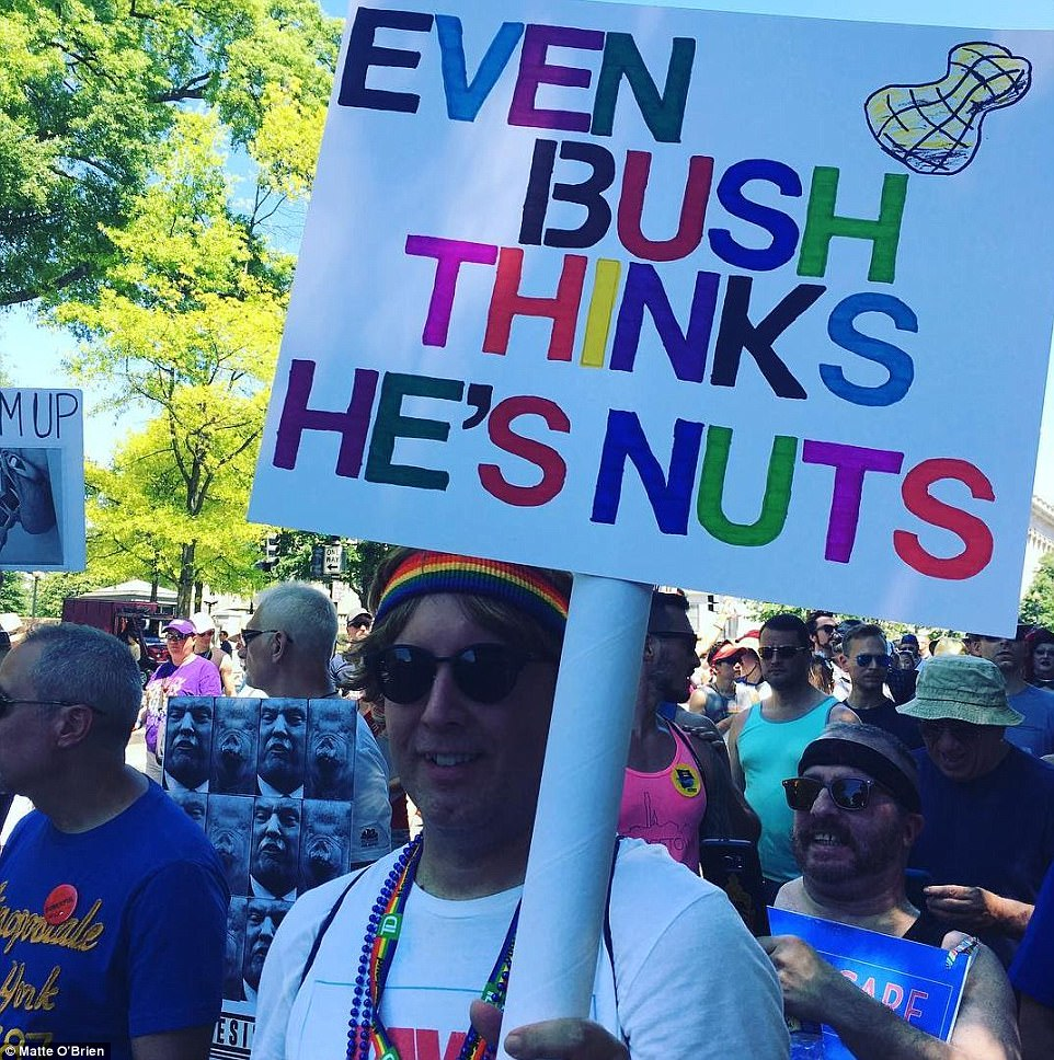 Геи против Трампа