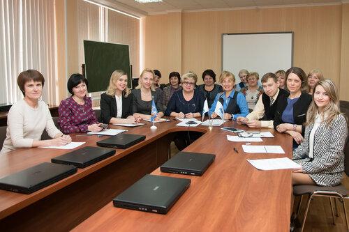 Видеоконференция с регионами по внеурочной деятельности
