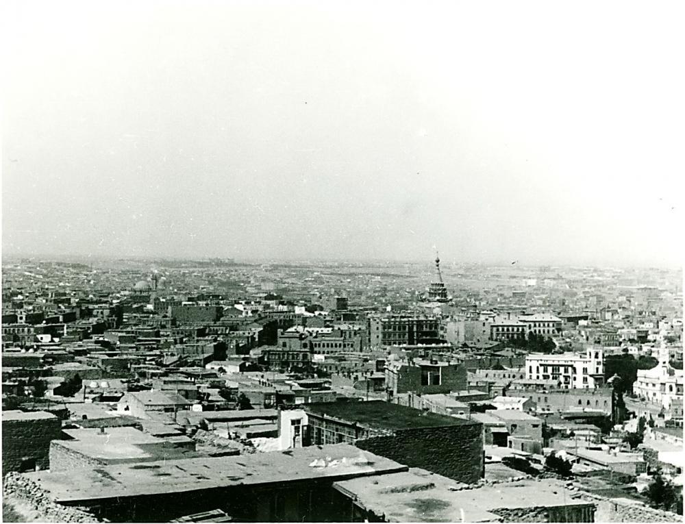 Баку 1928-1976 годы