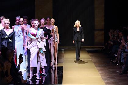 Versace небудет участвовать наНеделе моды встолице франции