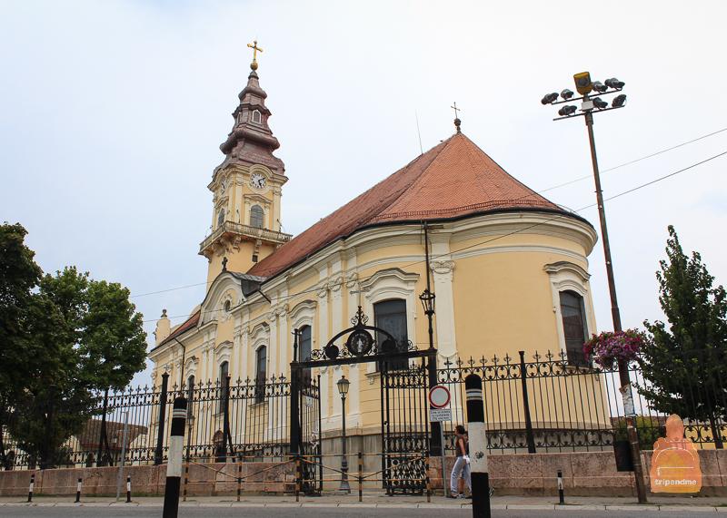 Соборная церковь во Вршаце
