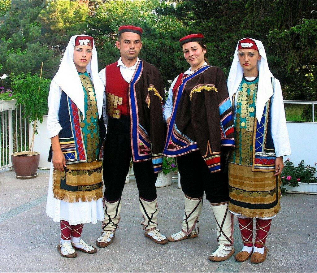 Болгарки и болгарин