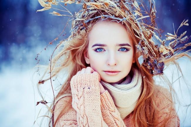 © MaxFrost/depositphotos  Чтобы кожа оставалась увлажненной имолодой , жительницы Скандинавии