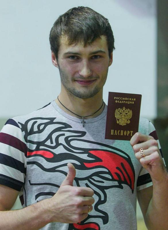 Молодой чемпион Европы по прыжкам в воду, родившийся на Украине, получил российское гражданство в 20