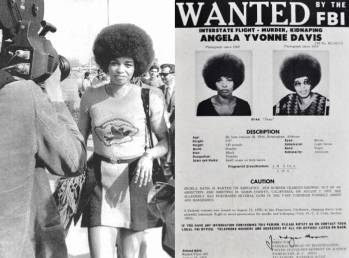 Самая опасная преступница в США в 1970-х