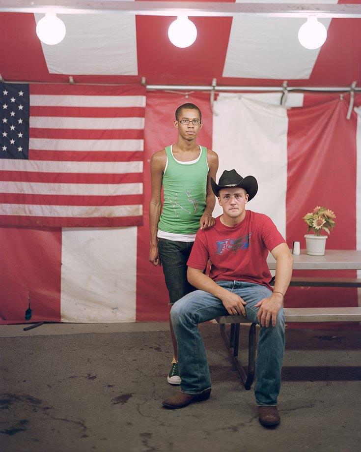Джероми и Мэттью, Колумбус, Oгайо, 2011.
