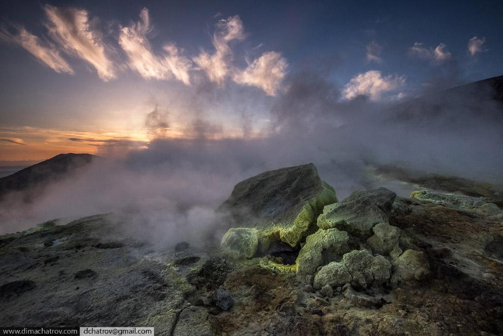 5. В греческой мифологии остров был домом бога ветров Эола. Римляне верили, что остров служит к