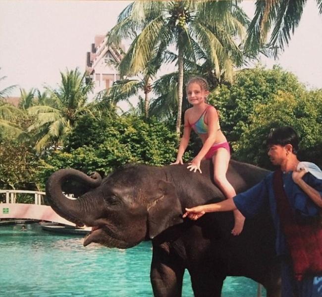 © BBC  В2004 году 8-летняя Эмбер Мэйсон (Amber Mason) отдыхала сродителями вПхукете, Таилан