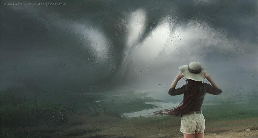 Сквозь цифровой туман: Турхан Алджан