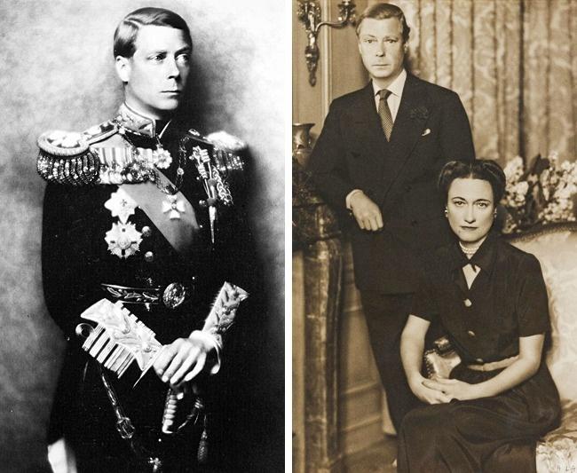 © rexfeatures  © wikipedia  В1936 году после смерти короля Георга Vвласть перешла кег