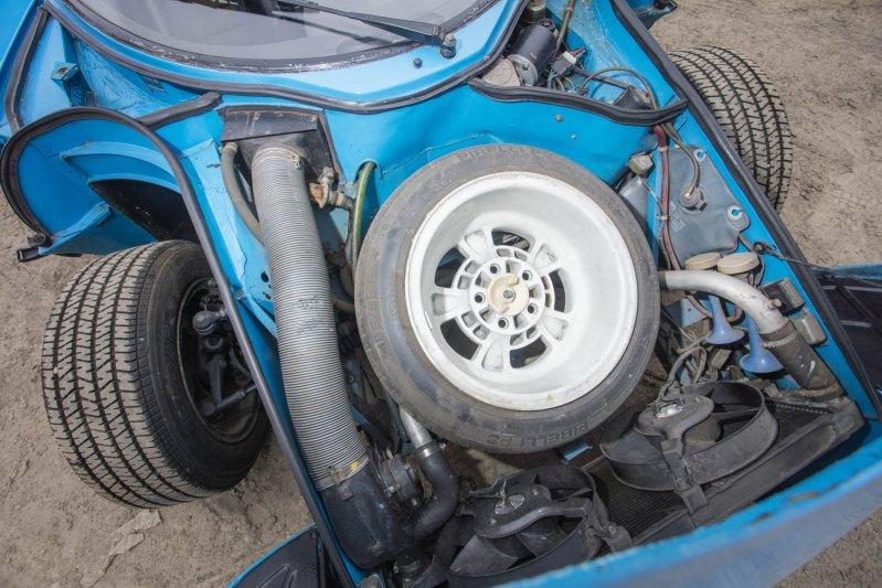 Еще один ралли-кар – это Lancia Rally 037 Stradale.