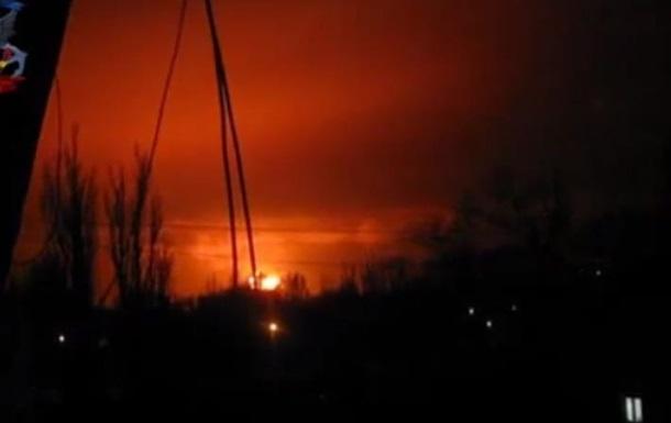 Взрыв врайоне Мотеля вДонецке: соцсети высказали версии