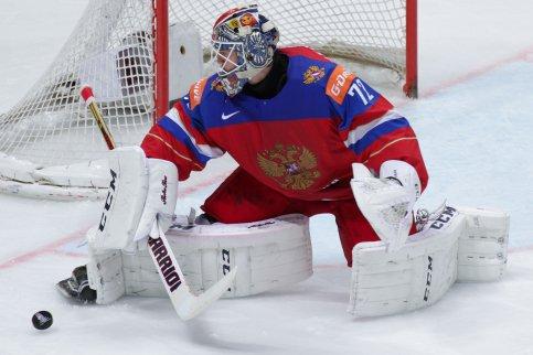 Сборная РФ похоккею преждевременно выиграла Евротур