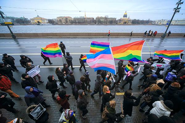 2-х участников «гей-тура» непустили вгород награнице сФинляндией