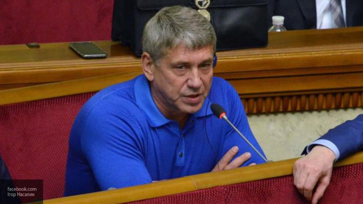 Руководство Украины намерено запретить импорт энергетического угля изРФ— Насалик