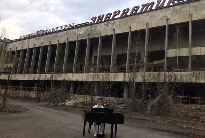Музыкант Евгений Хмара посвятил клип трагедии вЧернобыле