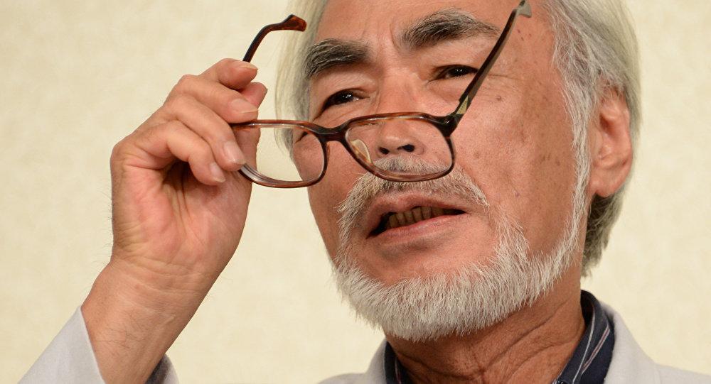 Хаяо Миядзаки решил снять последний мультипликационный фильм всвоей карьере