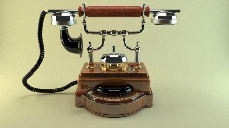 Телефон (электросвязь)