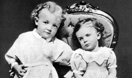 Детство и юность Владимира Ильича Ленина