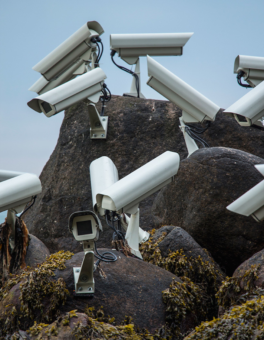 Security Cameras and Satellite Dishes Installations