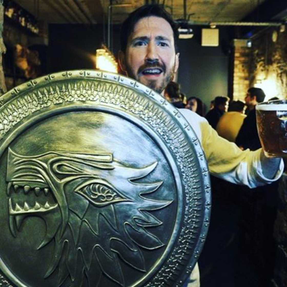 Game of Thrones - A pop-up bar opens in Edinburgh
