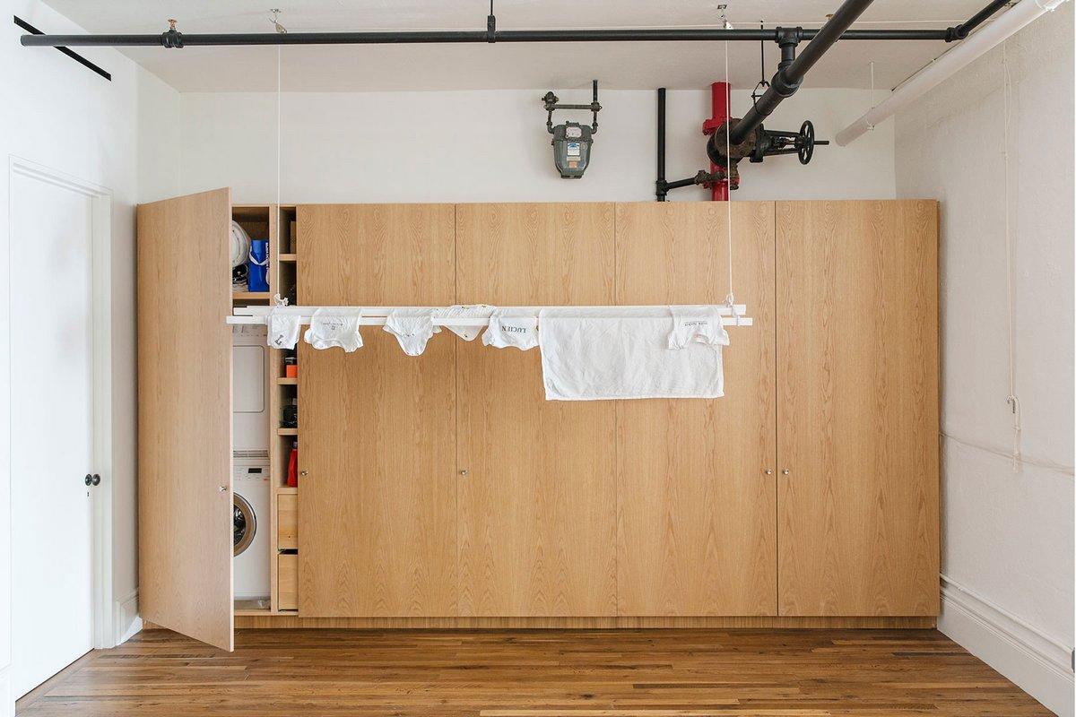 Двухкомнатная квартира на Манхэттене