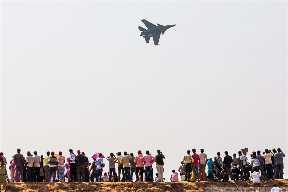 Полёты на Аэро-Индия-2017, МНОГО ФОТО!