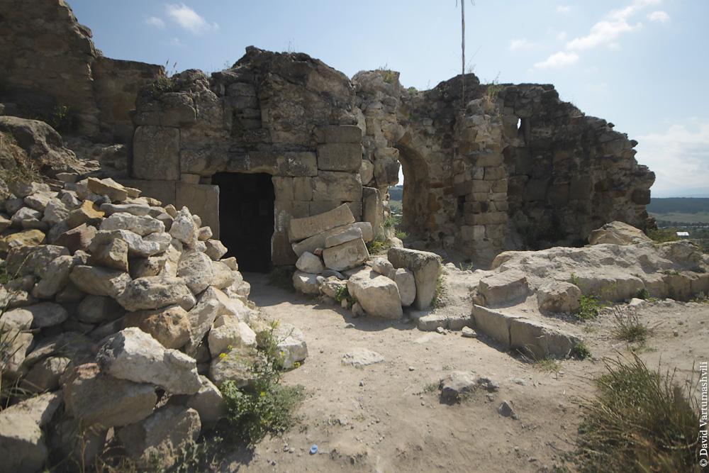 Грузия, Сурамская крепость