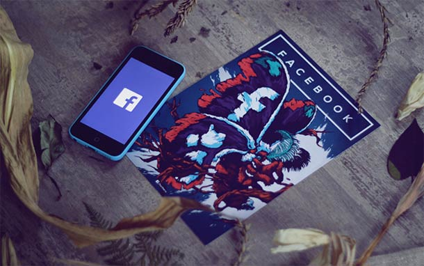 Twitter, Instagram, Facebook… - Les reseaux sociaux vus par l'illustrateur Ivan Belikov