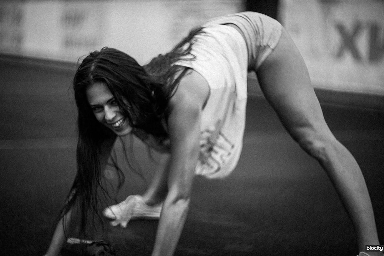 На баскетбольной площадке с Владой Брэин / Vlada-B by Biocity