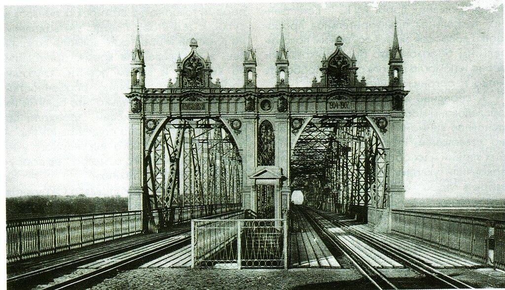 18810 МОЖД. Портал Алексеевского моста 1907.jpg