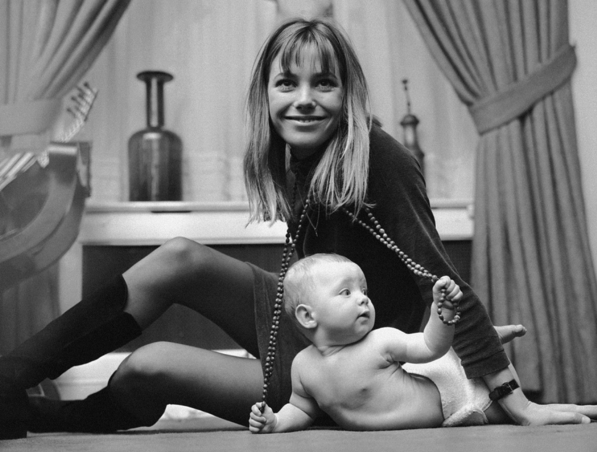 Kate Barry, baby
