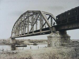 18. Железнодорожный мост через р.Тешу