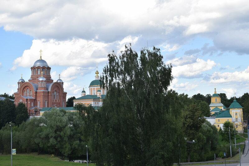 Покровский женский монастырь в Хотьково