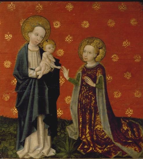 German_-_Scenes_from_the_Life_of_Saint_Catherine_of_Alexandria_-_1430-1450 - копия.jpg