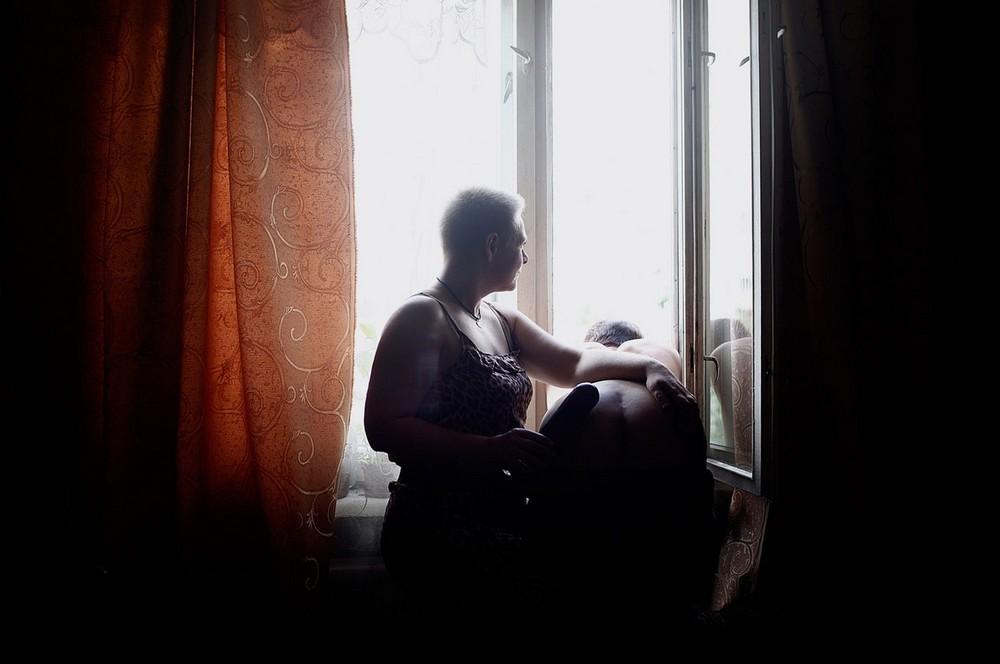 Госпожа Анна и раб Игорь: БДСМ-пара на снимках Галины Халиловой