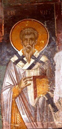 Святые Мученики, Бессребреники и Чудотворцы Кир и Иоанн Александрийские.