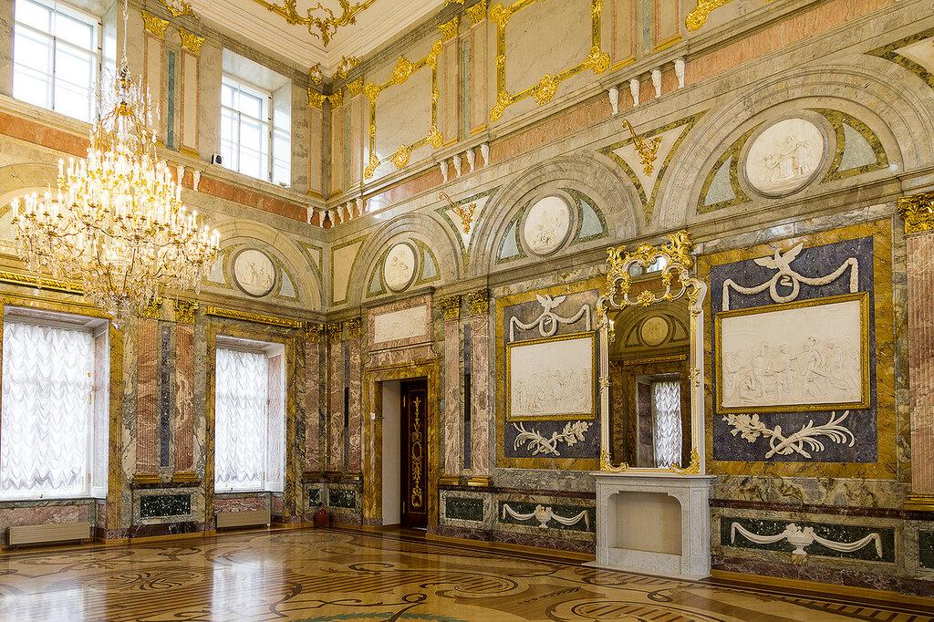 Мраморный дворец Мраморный зал 043.jpg