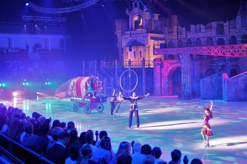 """Carmen on ice"". Краснодар, далее, везде (турне 2016-2017) - Страница 5 0_1a2760_924abb2c_XL"